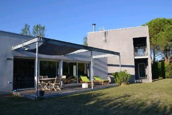 Magnifique maison d'architecte au paradis
