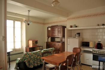 A Rabastens, jolie maison lumineuse à restaurer
