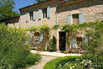 Une maison magnifiquement restaurée