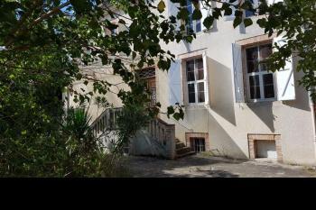 A Gaillac, maison de maître du 19eme siècle