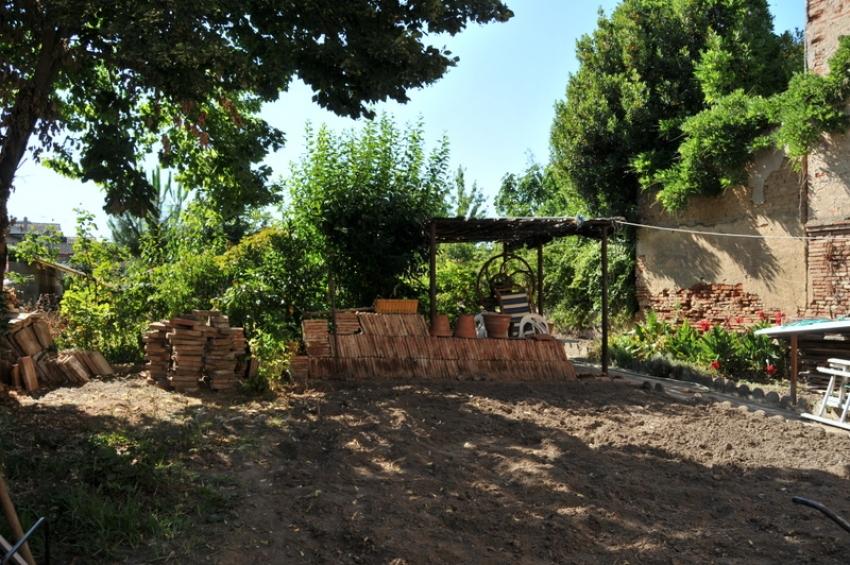 Maison aux charmes pr serv s garage jardin l 39 esprit du for Amenagement jardin 500m2