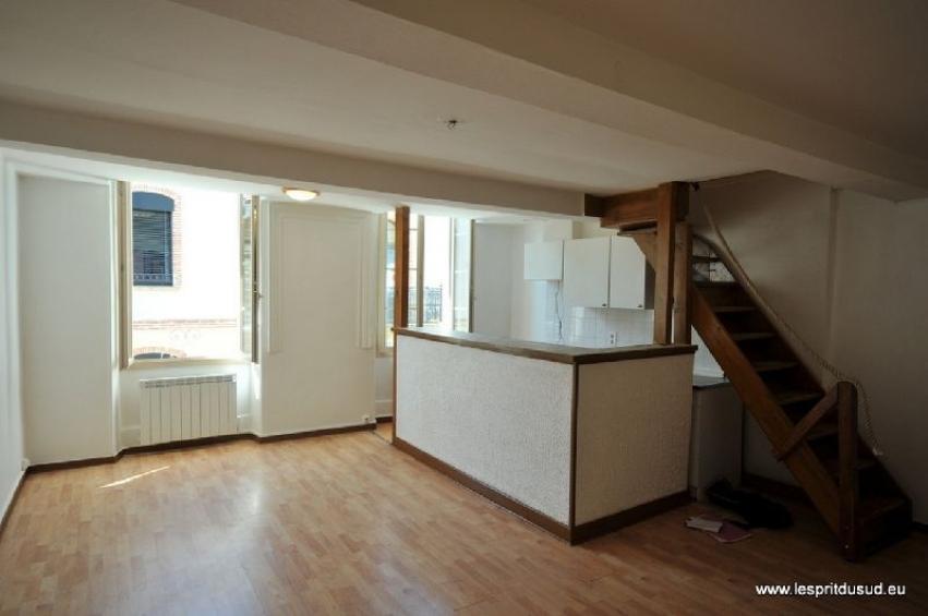 Appartement atypique en centre ville et au calme for Appartement atypique 91