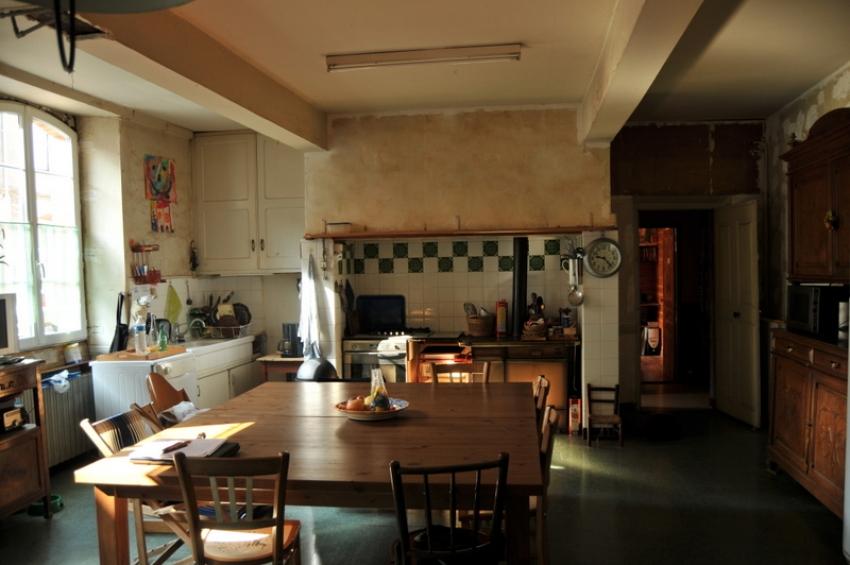 maison aux charmes pr serv s garage jardin l 39 esprit du. Black Bedroom Furniture Sets. Home Design Ideas