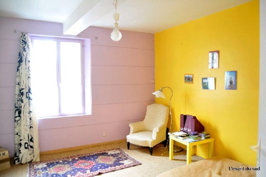 jolie maison lumineuse dans gaillac l 39 esprit du sud. Black Bedroom Furniture Sets. Home Design Ideas