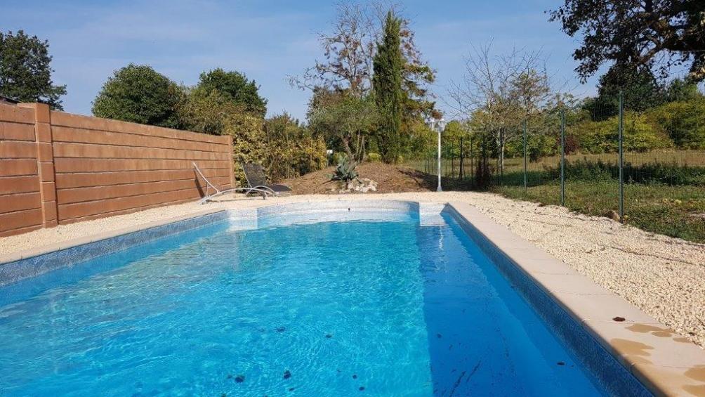 Maison de charme d pendance piscine l 39 esprit du sud for Construction piscine albi