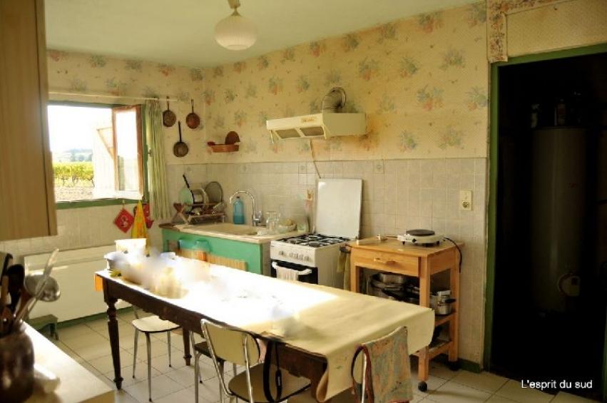 la ferme restaurer rabastens 1 2 ha l 39 esprit du sud. Black Bedroom Furniture Sets. Home Design Ideas