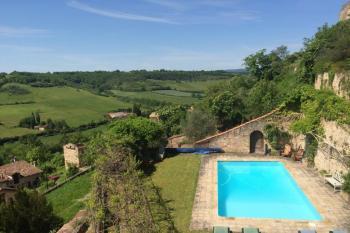 Superbe maison de famille, jardin, piscine et vue