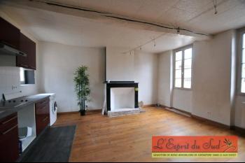 Appartement duplex à Rabastens