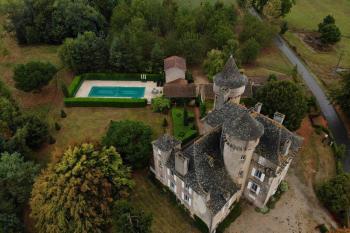 Magnifique château du 14ieme