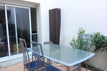Appartement en rez-de-chaussée avec terrasse