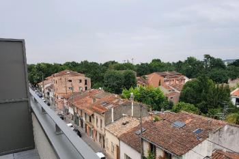 Le calme au coeur de Toulouse