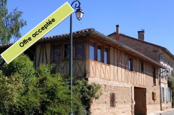 House and gîte, charm and ecology combined