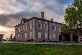 Elegant maison de maitre with stunning views
